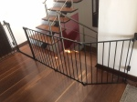 wide escalera